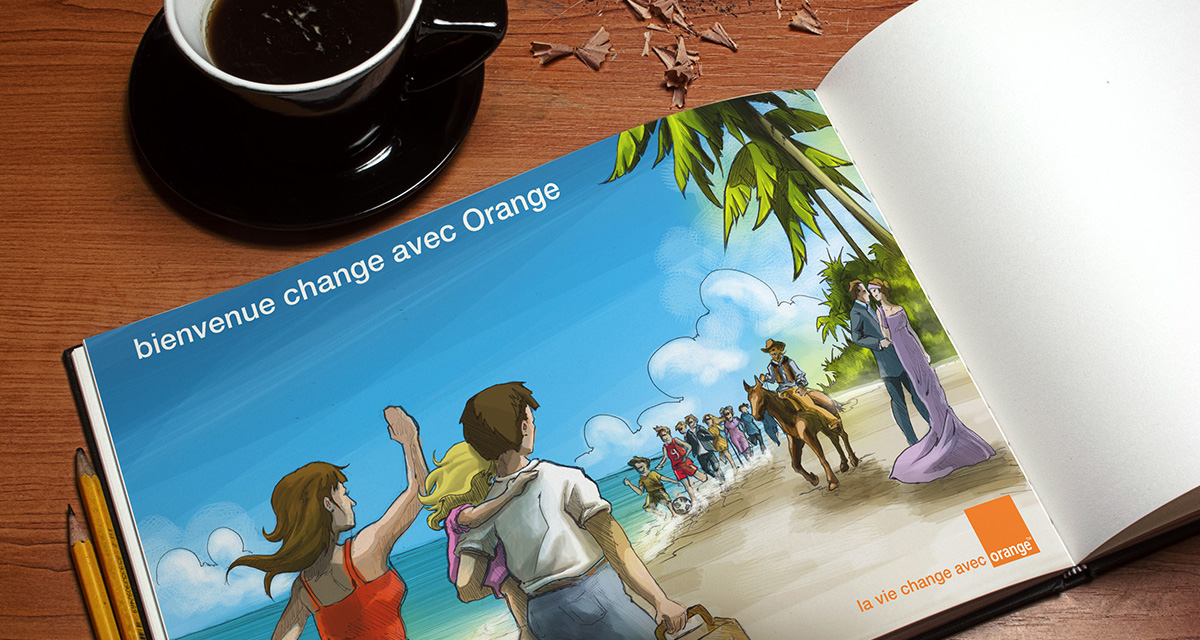 Orange© Caraïbes