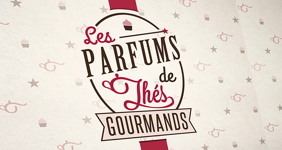 Les Parfums de Thés Gourmands